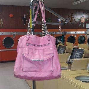 Makowsky leather bag